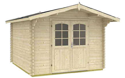 The Kelly D Shed
